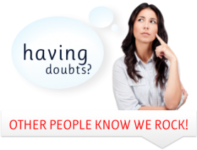 Having Doubts - Other People Know We Rock